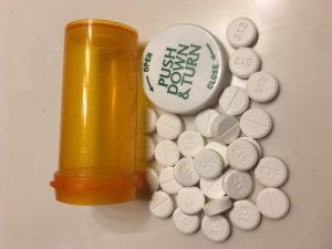 overdose of oxycodone drug